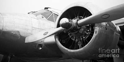 Photograph - Douglas Dc-3 by Chris Dutton