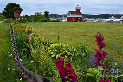 Douglas Lighthouse Water Tower Art Print