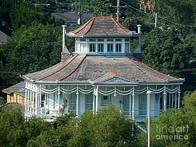 Photograph - Doullot Steamboat House Of New Orleans Louisiana by Michael Hoard
