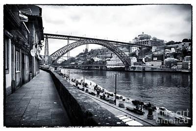 Luis Sales Photograph - Douro River by John Rizzuto