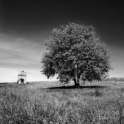 French Countryside Photograph - Dovecote. Auvergne. France by Bernard Jaubert