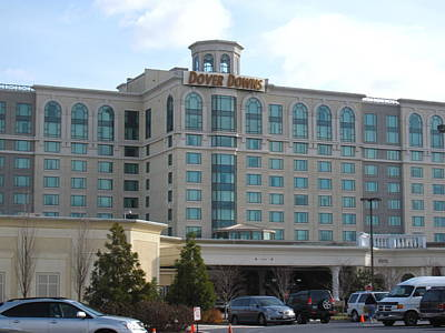 Dover Downs Photograph - Dover Downs - 01131 by DC Photographer