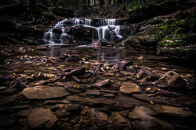 Photograph - Down At Rapp Run by Anthony Thomas