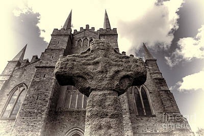 Photograph - Down Cathedral by Jim Orr