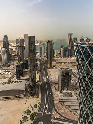 Photograph - Down On Doha by Charlie Tash