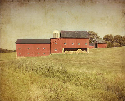 Photograph - Down On The Farm by Kim Hojnacki