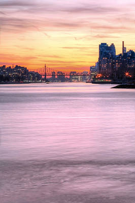 Harlem Ny Photograph - Down River II by JC Findley