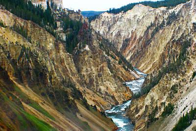 Photograph - Down River by Jon Emery