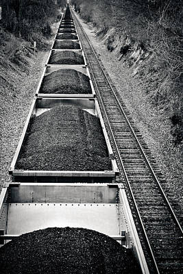 Down The Line Art Print by Jessica Brawley