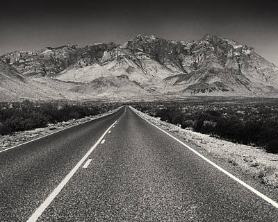 Photograph - Down The Road by Charles McKelroy