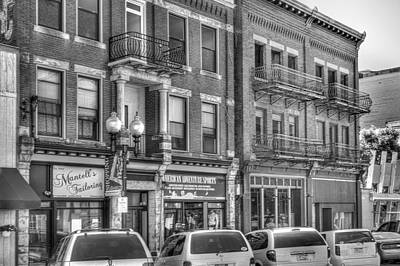 Photograph - Down Town Greensburg by Coby Cooper