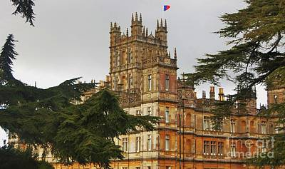 Available For Show Photograph - Downton Abbey Vision # 4 by Courtney Dagan