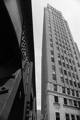 Photograph - Downtown Architecture by Brooke Fuller
