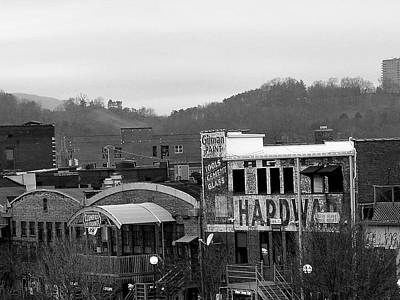Chattanooga Tennessee Photograph - Downtown by Brandon Addis
