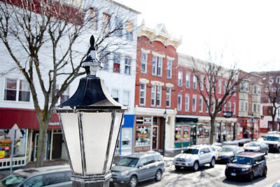 Photograph - Downtown Brockport I by Courtney Webster