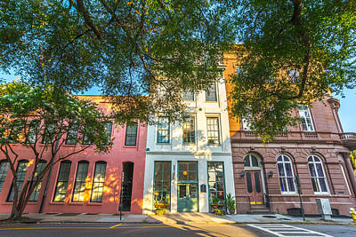 Photograph - Downtown Charleston by Dustin Ahrens