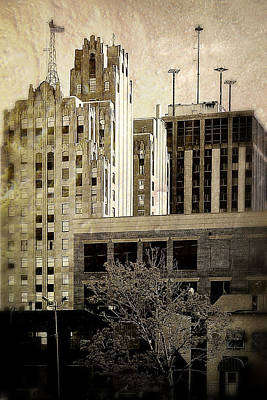 Photograph - Downtown Flint 1 by Scott Hovind