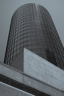 Photograph - Downtown La Skyscraper by Pro Shutterblade