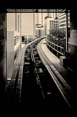 Photograph - Downtown Miami by Celso Diniz