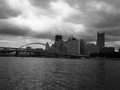 Photograph - Downtown Pittsburgh by Joyce  Wasser