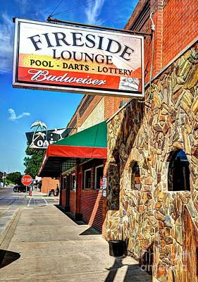 Photograph - Downtown Sturgis 2 by Mel Steinhauer