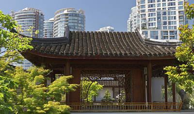 Sutton Photograph - Dr Sun Yat-sen Chinese Garden by William Sutton