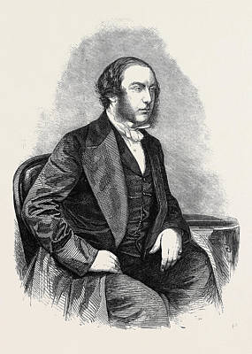 Dr House Drawing - Dr. Thomson Bishop Designate Of Gloucester And Bristol by English School