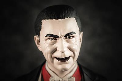 Dracula - Bela Lugosi Art Print by Marco Oliveira
