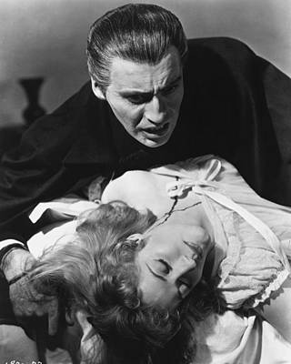 Dracula Photograph - Dracula  by Silver Screen