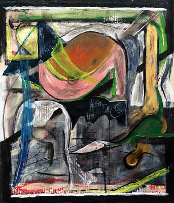 Larry David Painting - Drag Queen's Closet by Antonio Ortiz