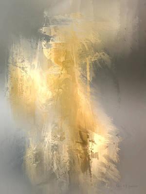Painting - Dragon by John WR Emmett