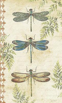 Dragonflies In The Summertime-jp2324 Original