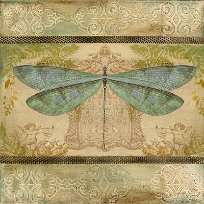 Dragonfly And The Angel-2 Original