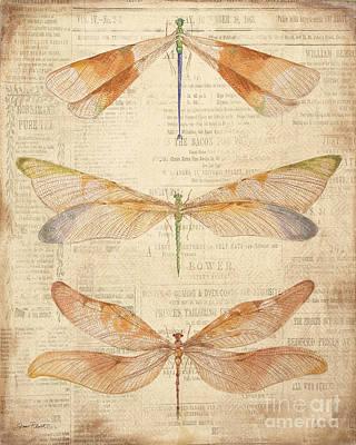 Dragonfly Whispers-b Original