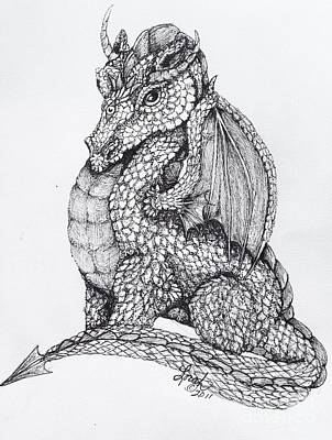 Dragon's Dream Art Print