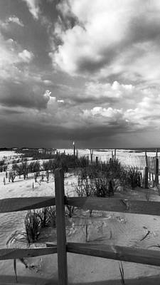 Photograph - Drama At The Dunes by Art Dingo