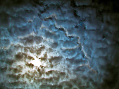 Photograph - Drama In The Sky by Eva Kondzialkiewicz