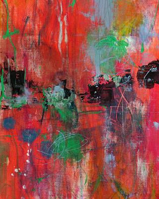 Rambling Painting - Drama by Katie Black