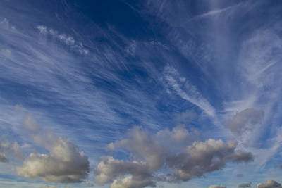 Photograph - Drama Sky by David Pyatt