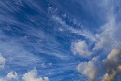Photograph - Dramatic Sky by David Pyatt
