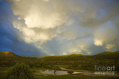 Dramatic Sky Art Print by Jerry McElroy
