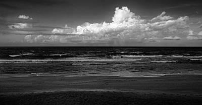 Photograph - Dramatic Sky by Judy Hall-Folde