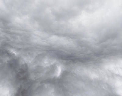 Bad Weather Photograph - Dramatic Sky by Les Cunliffe