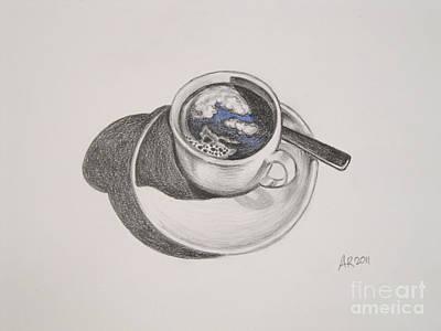 Sky In My Coffee Original