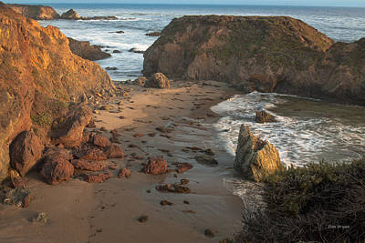 Photograph - Drawing To A Close.....  Cambria by Tim Bryan