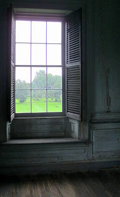 Drayton Interior Window 3 Art Print