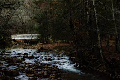 Photograph - Dream Bridge by Melissa Petrey