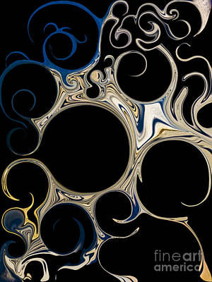 Surrealism Royalty-Free and Rights-Managed Images - Dream Bubbles by Fei A