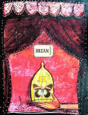 Dream Art Print by Carrie Todd