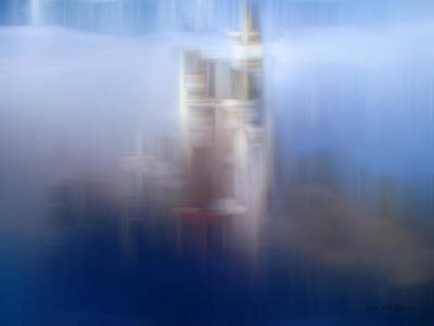 Painting - Dream Castle I by John WR Emmett